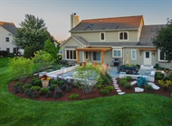 2014 Landscape Design $60,000 and Over