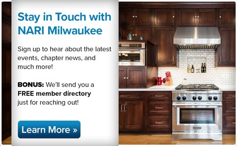 Stay in Touch with NARI Milwaukee